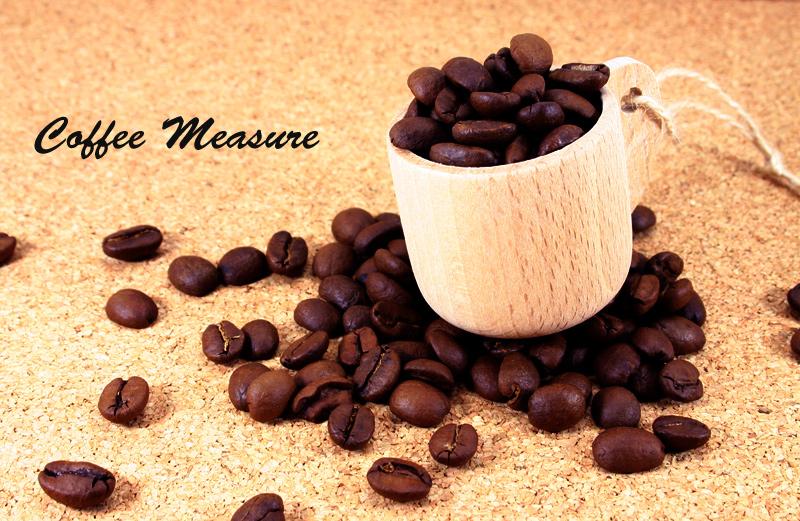 コーヒーメジャー Coffee Measure