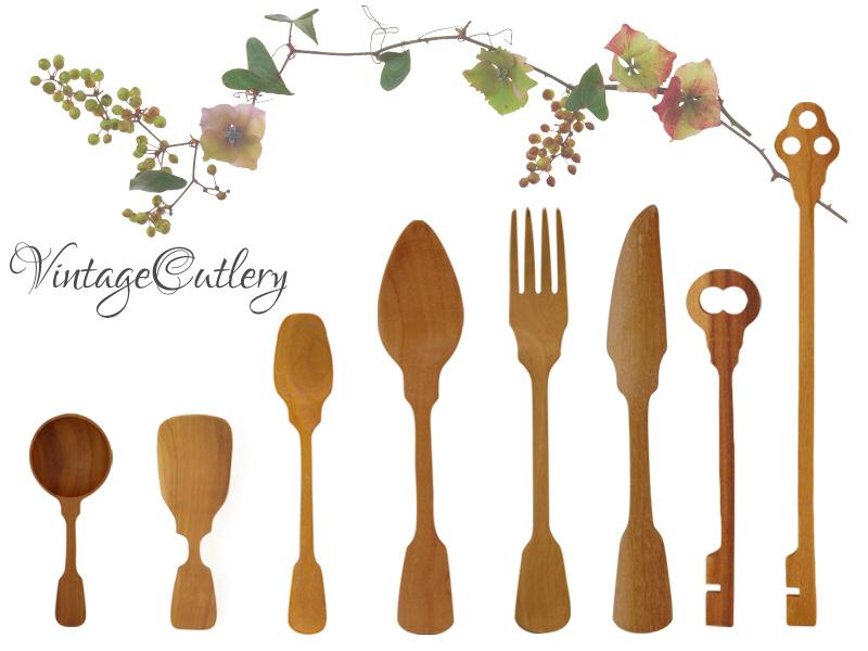 ヴィンテージカトラリー Vintage Cutlery
