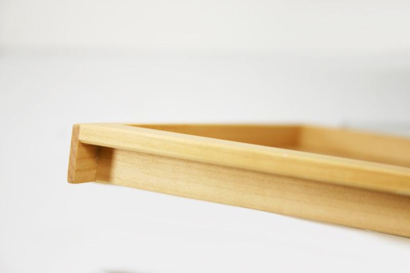 持ち手付きトレイ Tray with handles