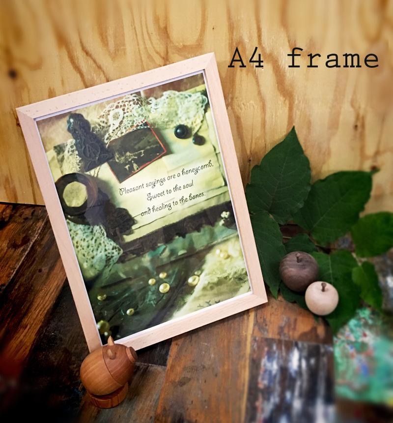 A4 frame A4フレーム