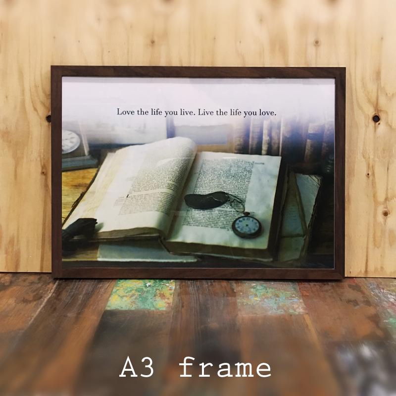 A3 frame A3フレーム
