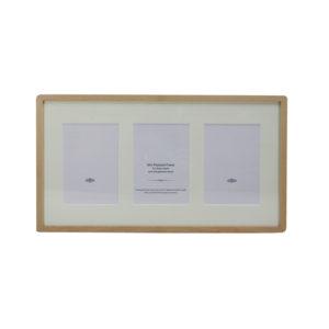 SLIM postcard frame triple スリムポストカードフレーム トリプル