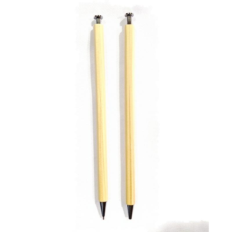 ヒノキシャープペン・ボールペン