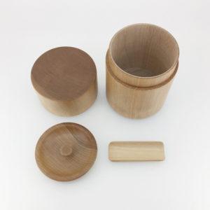 茶筒 Tea Container