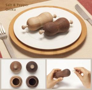 お肉のソルト&ペッパー