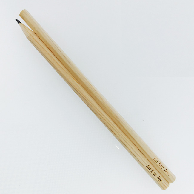 間伐材筆記用具