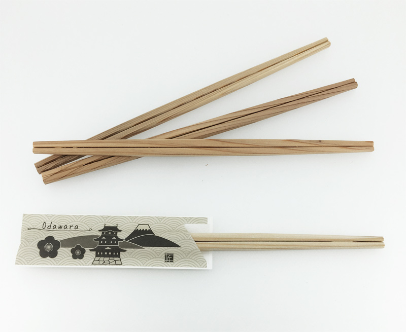 Wood Chopsticks 利久箸
