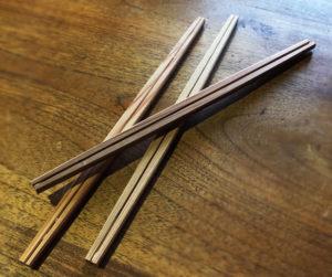 Wood Chopsticks 利久箸