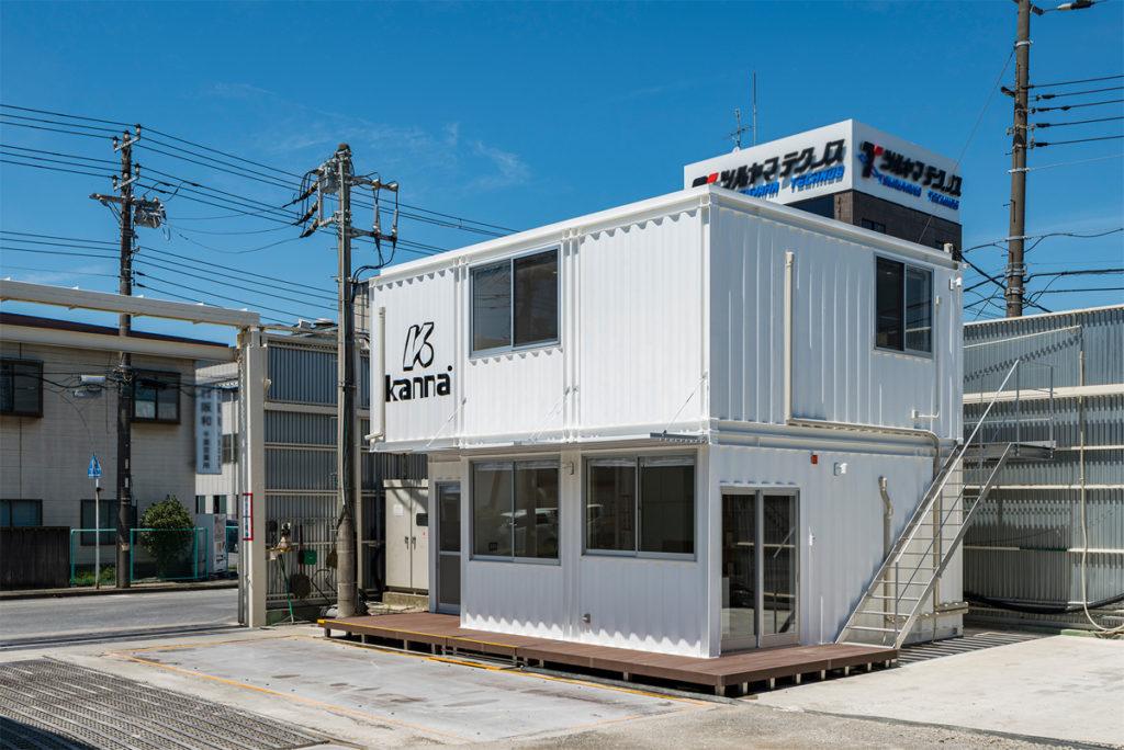 tetsuya コンテナハウス